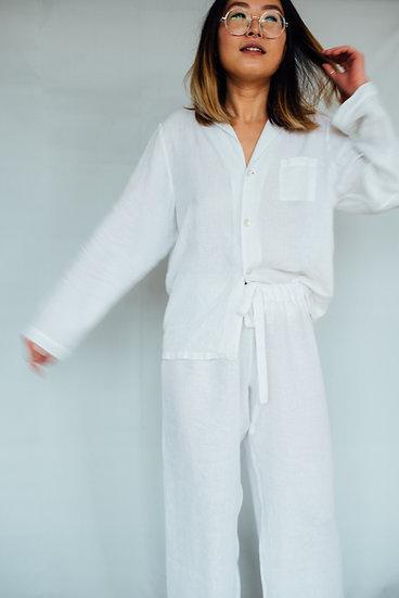 The Natural Long Set: Linen Edition