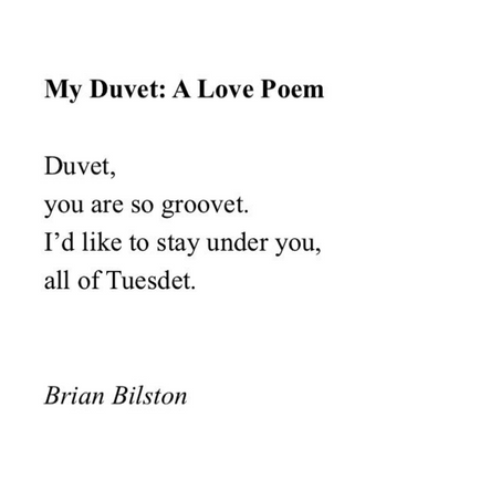The Perfect Poem