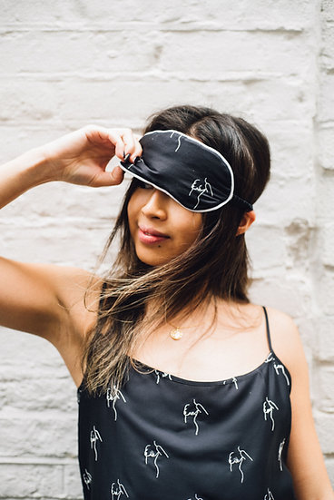Eye mask: The Character Edition