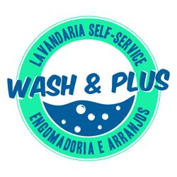 Logo Wash & Plus