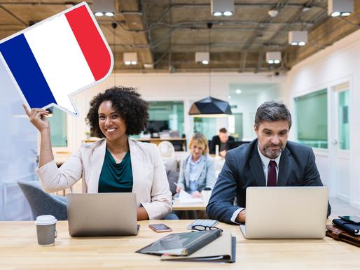 Lingua Francesa aplicada aos Negócios (Pós Laboral) - 35h - 7 a 25 de Janeiro 2019