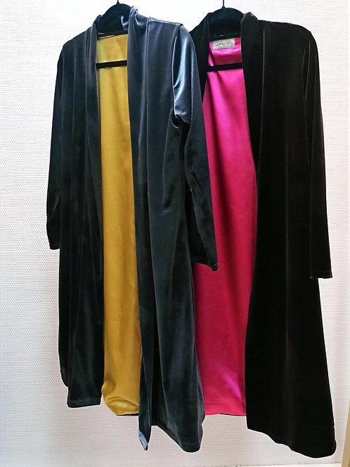 Kimono Veludo