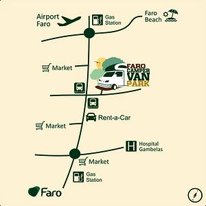 MAP Faro Campervan Park
