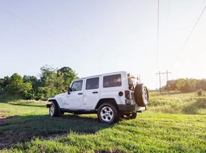 Jeep Safari in the Algarve Mountains