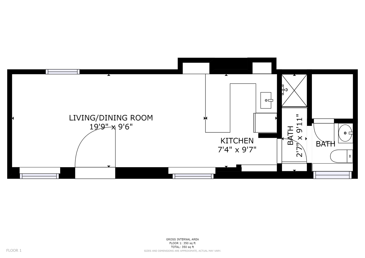 Studio | Basement Level