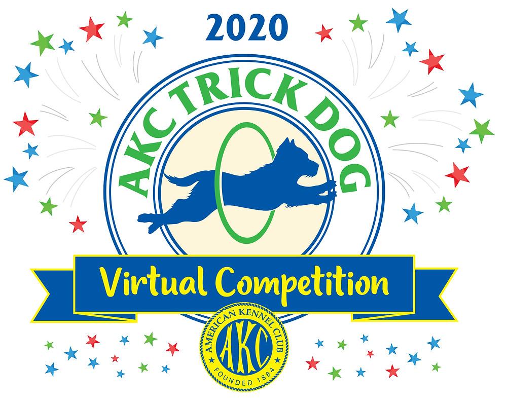 AKC Trick Dog Virtual Competition