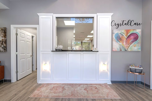 CrystalCare, Clinic near me, Interior, Corinth, MS, Urgent care near me,
