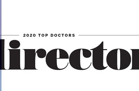 """Dr. Hill is a """"Top Doc"""" of 2020"""