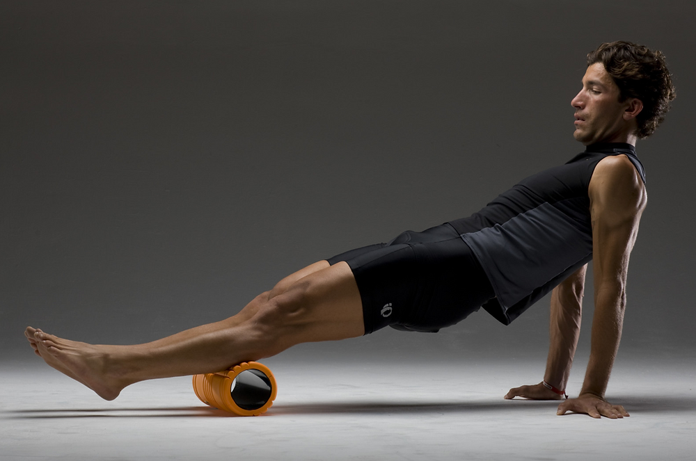 how to foam roll to relieve muscle soreness