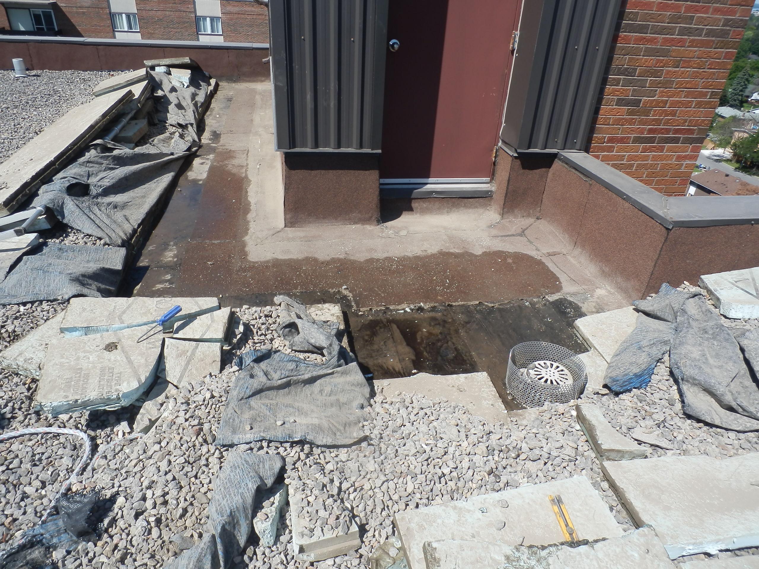 Roof Leak Investigations