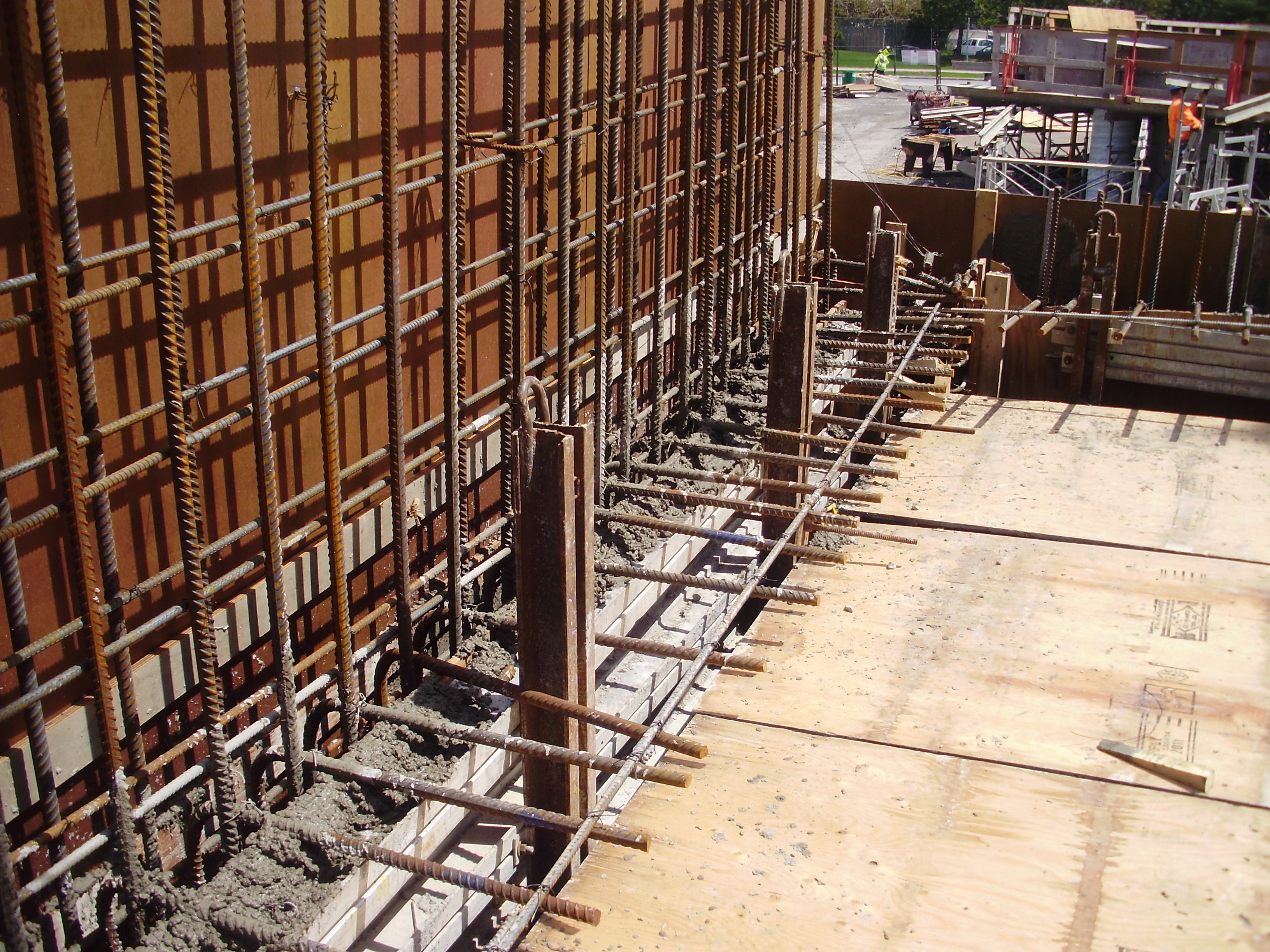 Reinforcing Steel Inpsections
