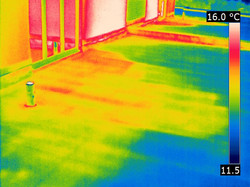 Roof Thermography