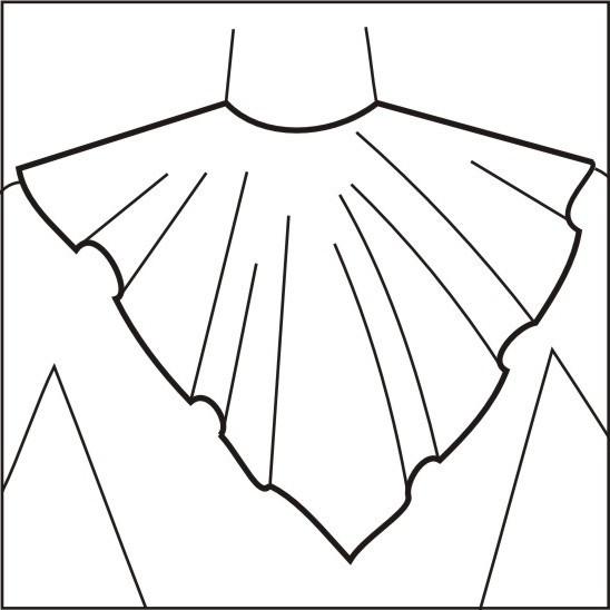 Cascade collar