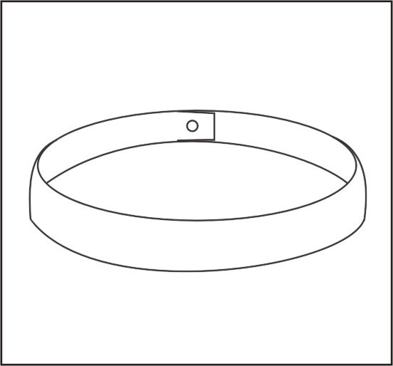 Clerical collar