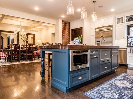 Geruchsprobleme in offenen Küchen