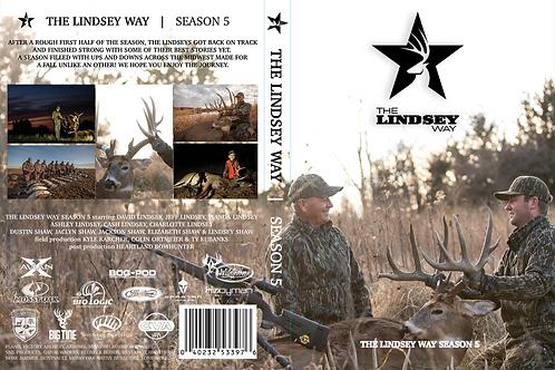 Season 5 Blu-Ray 2 Disc Set