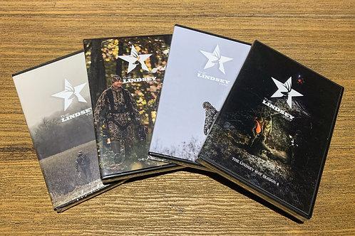 TLW Seasons 1-4 DVD Set