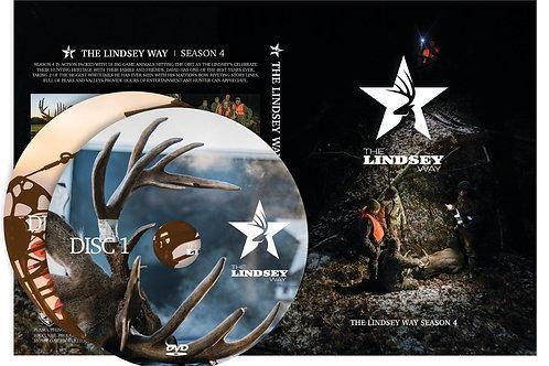 Season 4 Blu-Ray 2 Disc Set