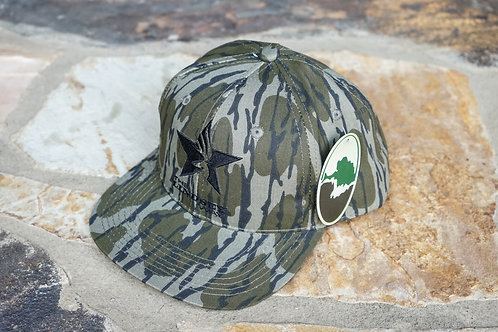 Bottomlands OG/Black Mid Profile Snapback