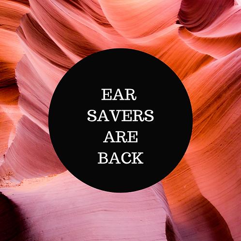 PRINT EAR SAVER HEADBANDS