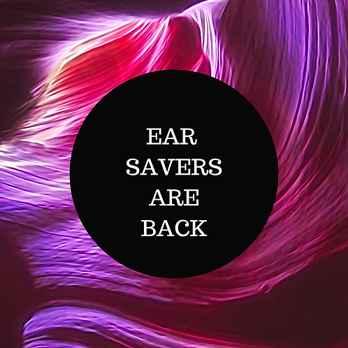 VELVET EAR SAVER HEADBAND