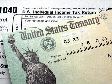 Stimulus and Your 2020 Taxes