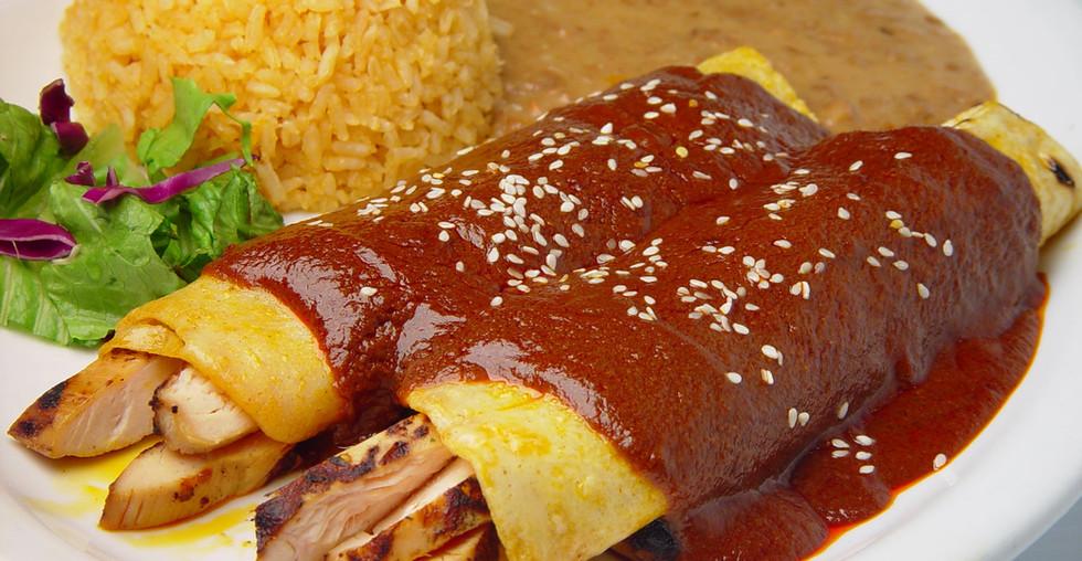 Enchiladas Tarascas