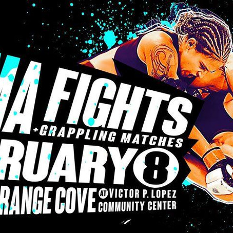 559 Fights brings fights, championship action to Orange Cove