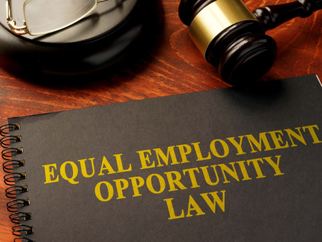 2017 EEOC Discrimination Statistics