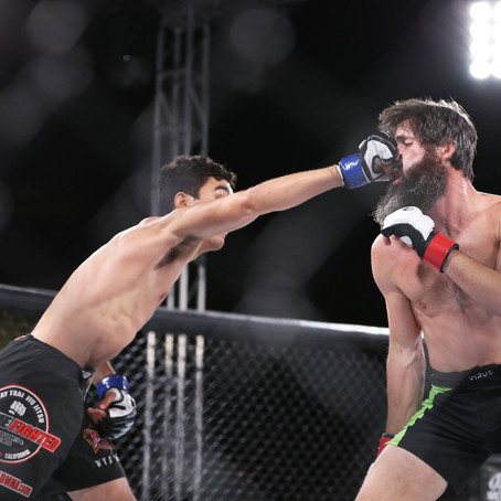 The Central Valley is one of the most historic places in MMA history