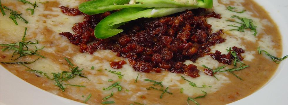 Monterey Bean and Cheese Dip