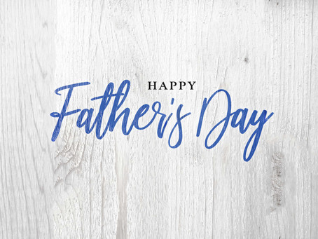 Father's Day – Quiet Support from Daddy