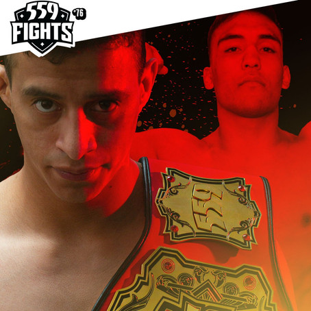 New headliners take center stage Nov. 9 in Visalia for 559 Fights