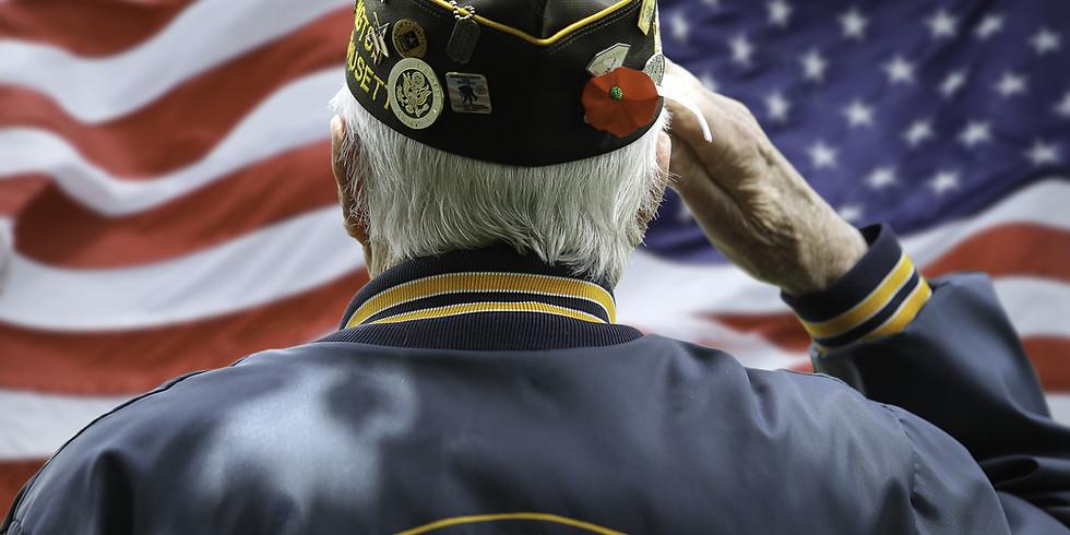 Veterans Eat Free!