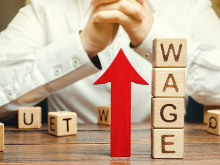Increasing Pay Rates for Both New Hires and Current Employees