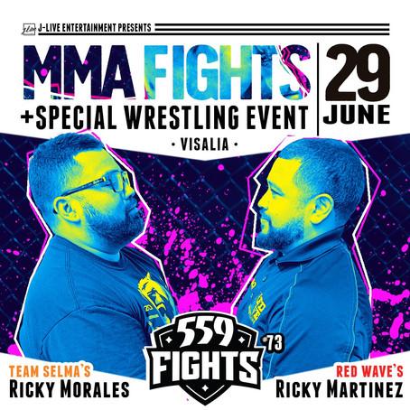 Special Wrestling Event
