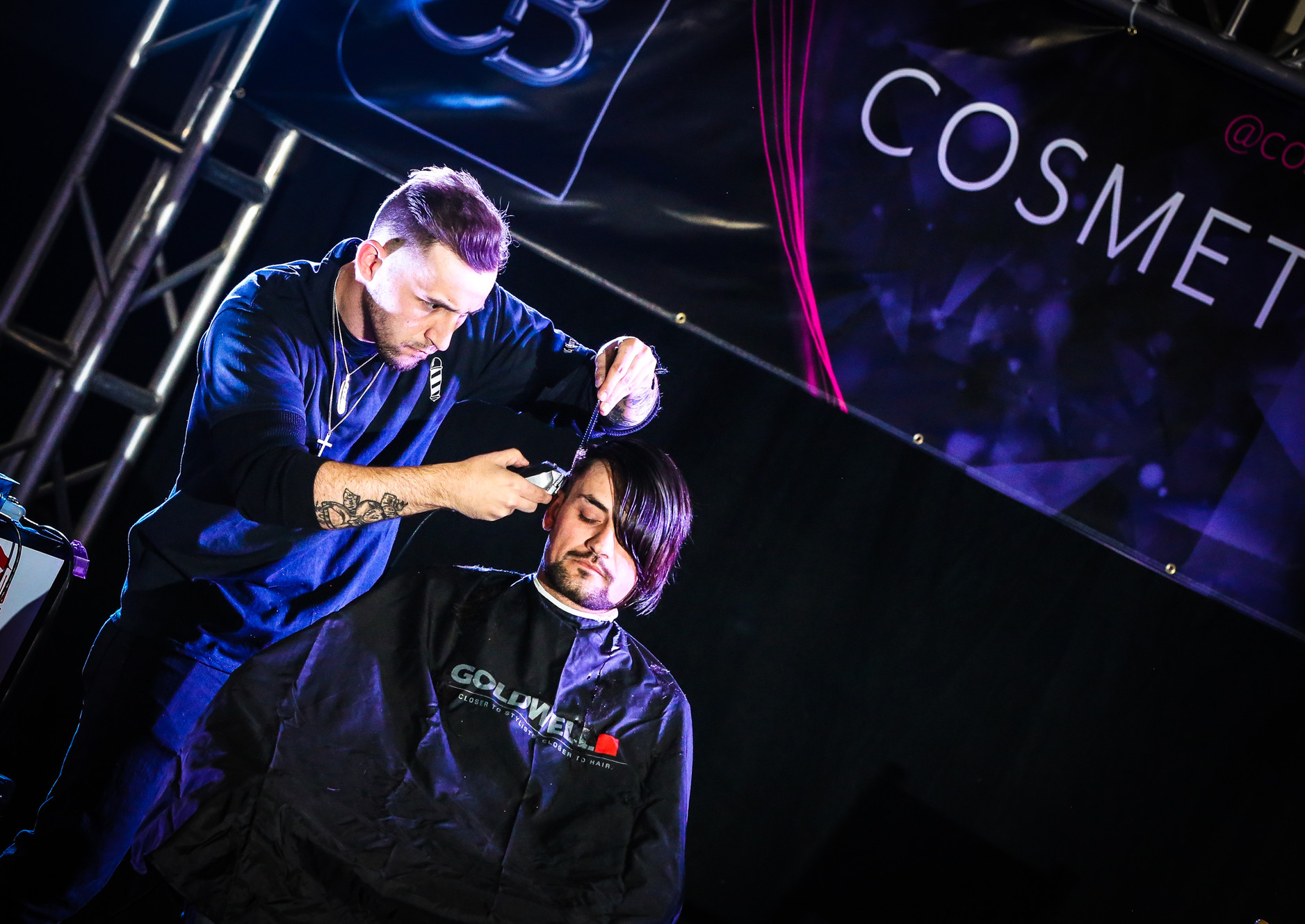 Cosmo Barber Expo
