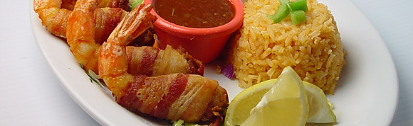 Camarones (Shrimp Dishes)