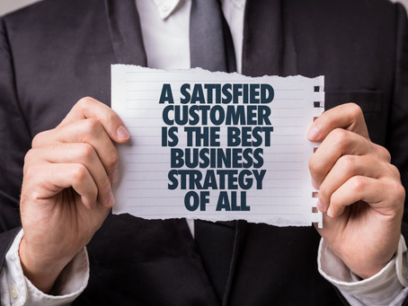 Excellent Customer Service Starts at the Top