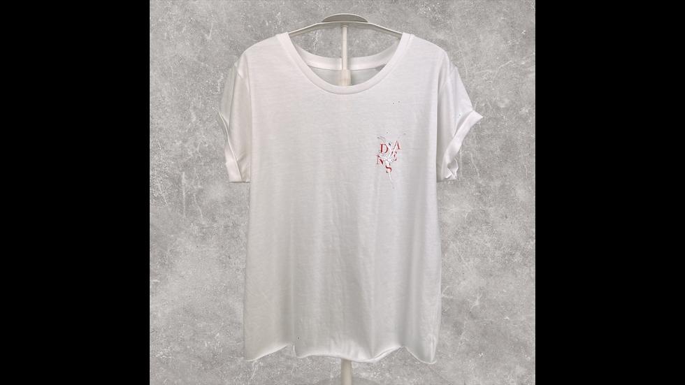 Tee-Shirt blanc Centre de Danse Natalia Osipova