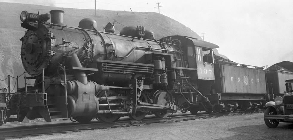 Union Railroad #167