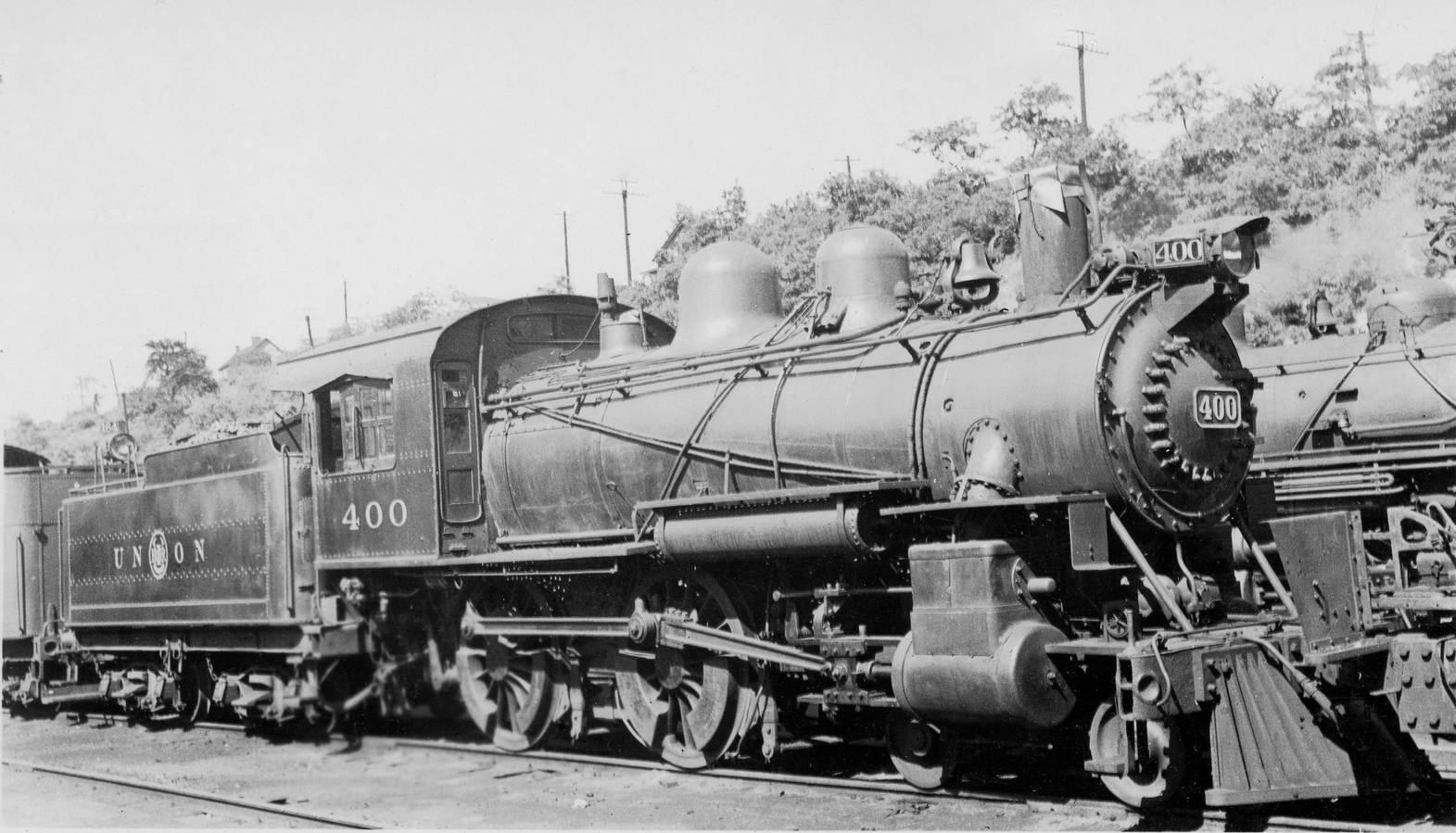 Union Railroad #400