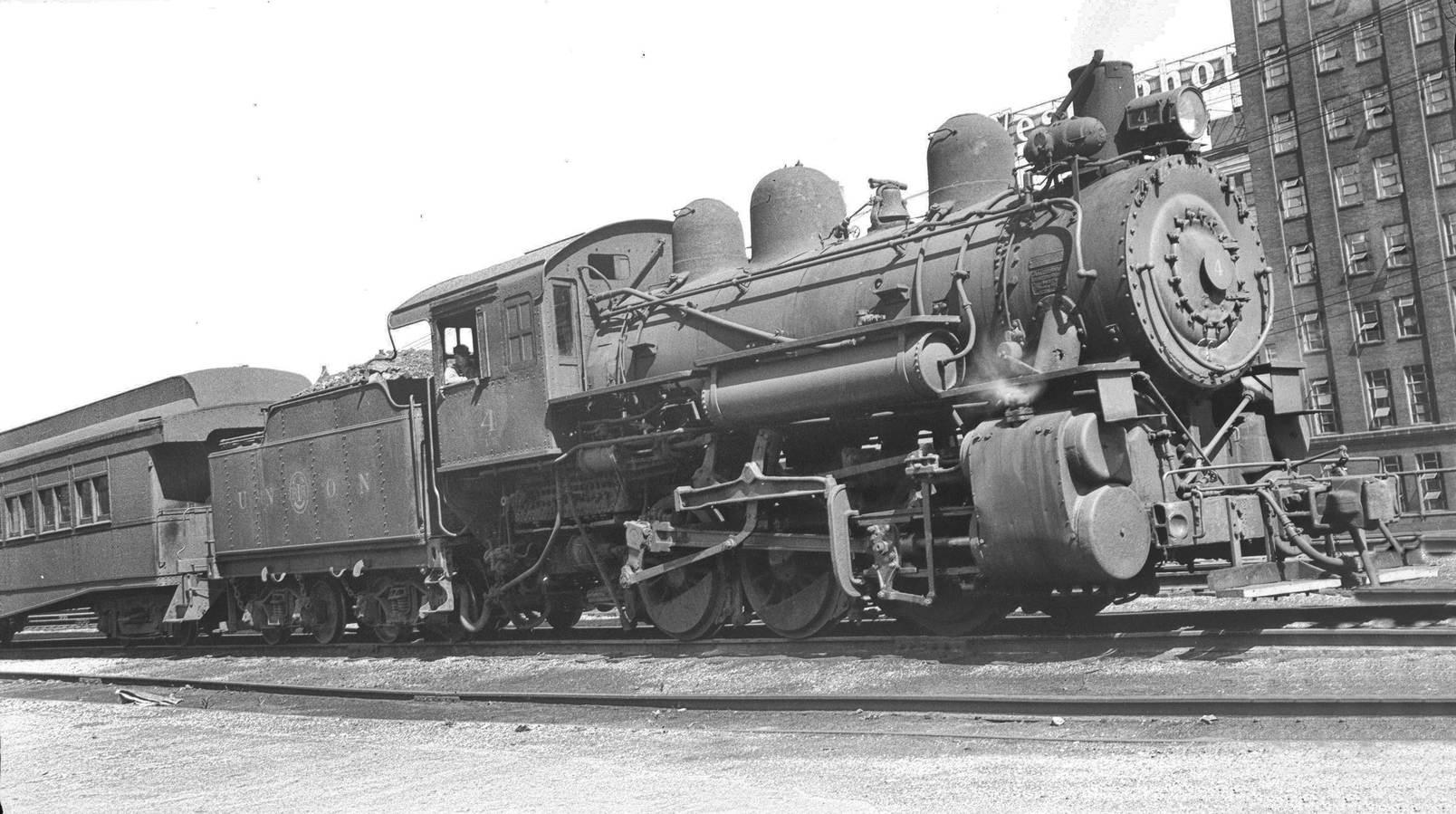 Union Railroad #4