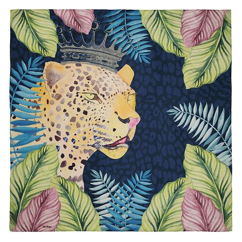 Kruger | 100x100cm , silk
