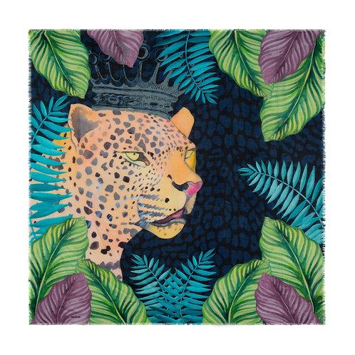 Kruger | 140x140cm , cashmere