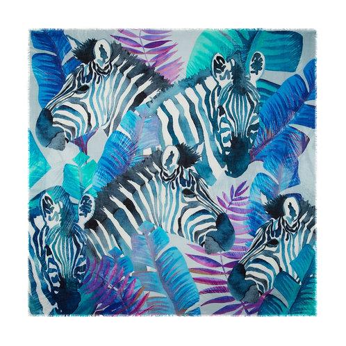 Safari | 140x140cm , cashmere