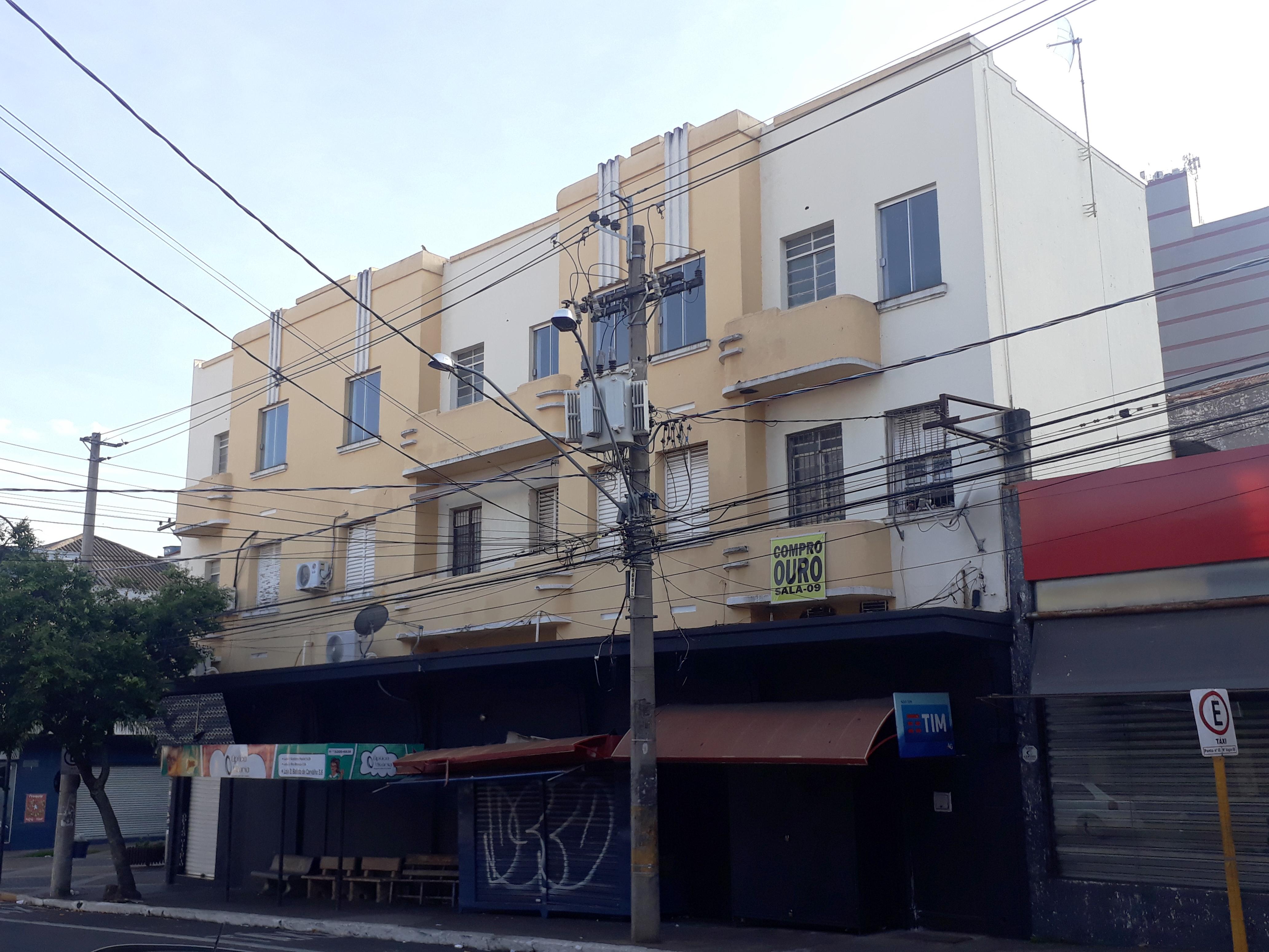 Edif. Rua Azarias Leite c/ Calcadao
