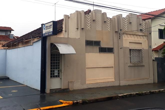 Casa Rua Cussy Jr