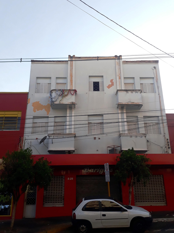 Edifício da Rua Rio Branco