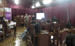 Seminatio-taller: La otra educación, en el s. XXI (Cusco)